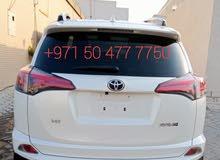 Toyota RAV4 2017 GCC VX