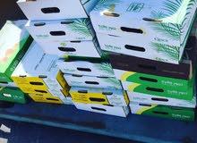 يتوفر معنا تمر سكري سعودي عالي الجودة ولذيذ جدا وإنتاجية هذي السنة