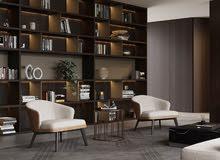 Living Area (Modern)