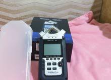 جهاز zoom pro H4N للتسجيل الصوتي عالي الجودة
