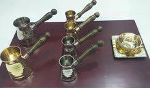 أدوات قهوة أصلية