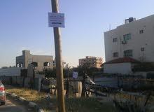 قطعة ارض للبيع- الشيخ عجلين شارع رقم 10