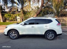 Nissan Xtrail 2015 Full Option 2.5 SL GCC specification car for urgent sale