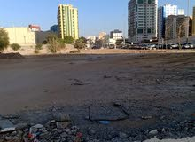 اراضى تجاريه على شارع الشيخ خليفه بسعر لقطه