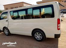 Available for rent! Toyota Hiace 2015