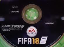 لعبة FORZA  HORIZON3 + فيفا  2018 عربي اكس بوكس ون