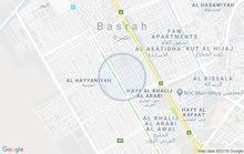 دار سكن في البصرة الجزيرة الريان قرب محطة الوقود ومدرسة طيبة