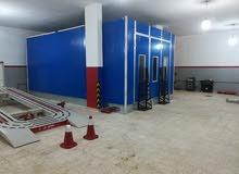 مطلوب سمكري وزواق (دهان) سيارات للعمل في طرابلس