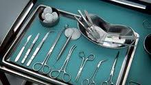 مستلزمات جراحية للعيادات (ستانلس)