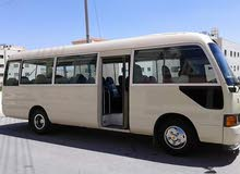 Toyota Coaster 2019 for rent