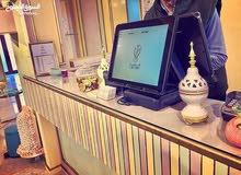 نظام محاسبة (كاشير) كامل مع البرنامج عربى و انجليزى