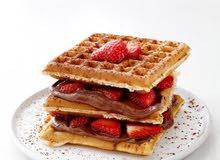waffle & crepe maker