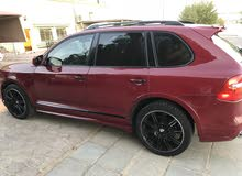 Porsche Cayenne GTS 2009 For sale - Red color