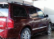 Used condition Infiniti QX56 2010 with  km mileage