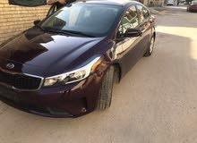 2017 Kia Forte for sale in Baghdad