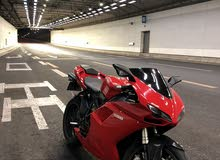 Used Ducati motorbike directly from the owner