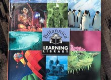 Britannica Learning Library Educational Book