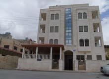 للبيع أقساط شقة طابق 3 +روف في شفا بدران ((قرب كازية سويلمين ))