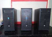 هي عبارة عن 3 أجهزة استعمال خفيف مع كل الملحقات Processor :