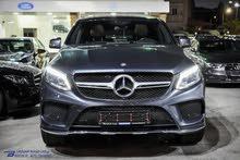 2016 Mercedes GLE400
