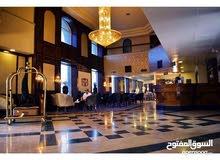 فندق 4 نجوم في اقوى منطقة في عمان الاردن بجانب الابراج