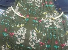 فستان بالجاكيت يلبس 70 كيلو