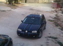 Gasoline Fuel/Power   Volkswagen Golf 2001