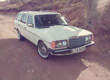 E 200 1982 - Used Manual transmission