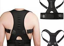 حزام علاج تحدب الضهر  وللفقراتحزام الظهر الطبي المعالج
