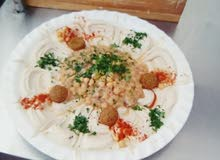 معلم مطعم حمص فول