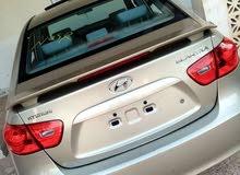 Beige Hyundai Elantra 2008 for sale