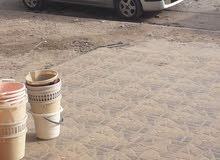 مازدا 323f0نظيفه للبيع او افاري