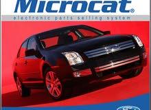 كتالوج قطع غيار سيارات فورد 2019  Microcat Ford USA Parts Catalog 2019