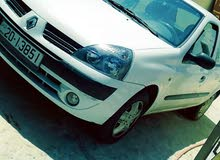 Renault Clio car is available for sale, the car is in Used condition