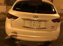 For sale 2012 White FX35