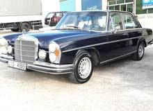 Mercedes Benz S 280 Older than 1970 For sale - Blue color