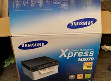 Samsung scanner and network printer