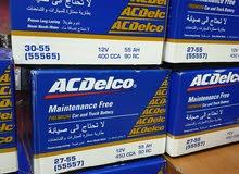 بطاريات السيارات AC Deleco