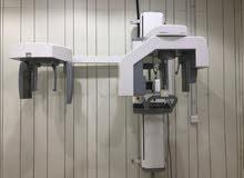 جهاز بانوراما أشعة  وسيفالو . ديجيتال  بحالة ممتازة وسعر خرافي