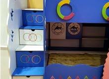 غرفه نوم اطفال جديده استخدام اشهر