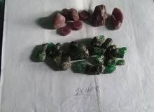 تتوفر لدينا جميع انواع الاحجار الكريمة