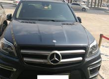 MERCEDES BENZ GL500 GCC 2013  FULL OPTION NUMBER 1–NO PAINT NO ACCIDENT