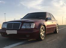 Mercedes E500 W124 للبيع
