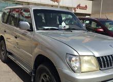 Gasoline Fuel/Power   Toyota Prado 2001