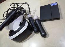 VR مع يد. VR