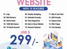 E-Commerce Full Dynamic Website with 15 Features