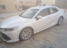 Automatic White Toyota 2019 for sale