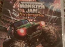 MONSTER JAM لعبة بلايستيشن3