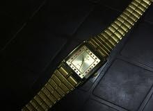ساعة slimstone مذهبة عيار 22k للبيع بداعي الطفر