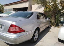 190,000 - 199,999 km Mercedes Benz S 320 2002 for sale